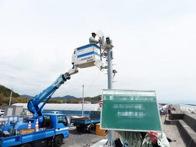CCTV(カメラ)工事