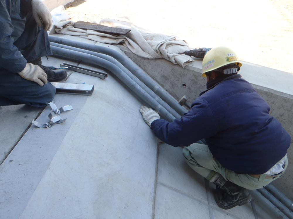 電線管工事1